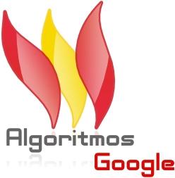 Algoritmos google españa