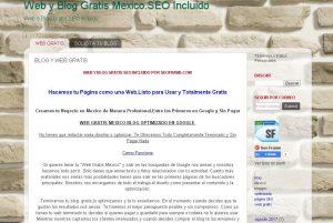 блог Мексико