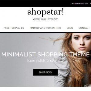 Comercio Electrónico Wordpress